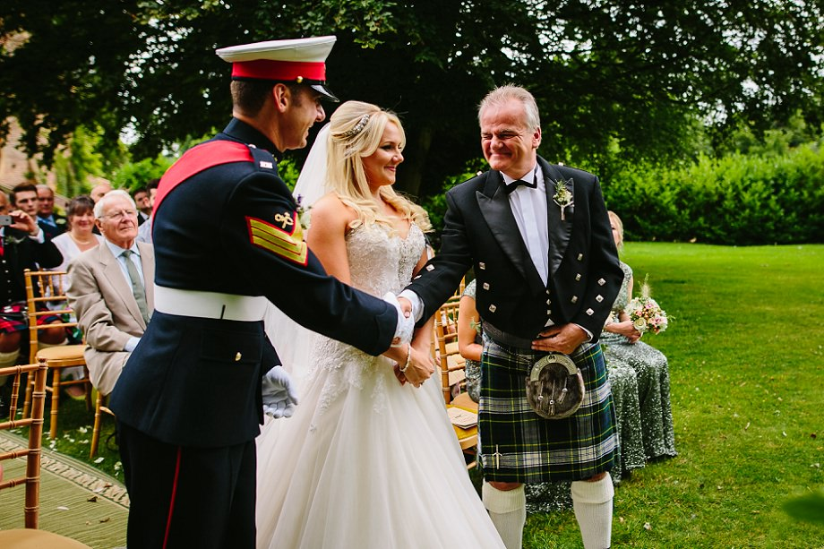 best outdoor wedding venues in the uk
