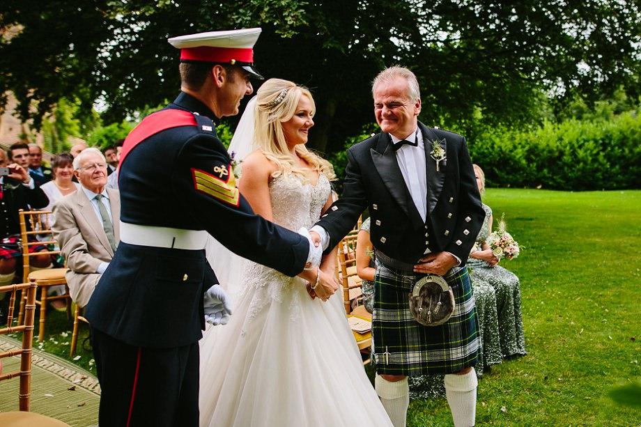 best outdoor wedding venues in the uk