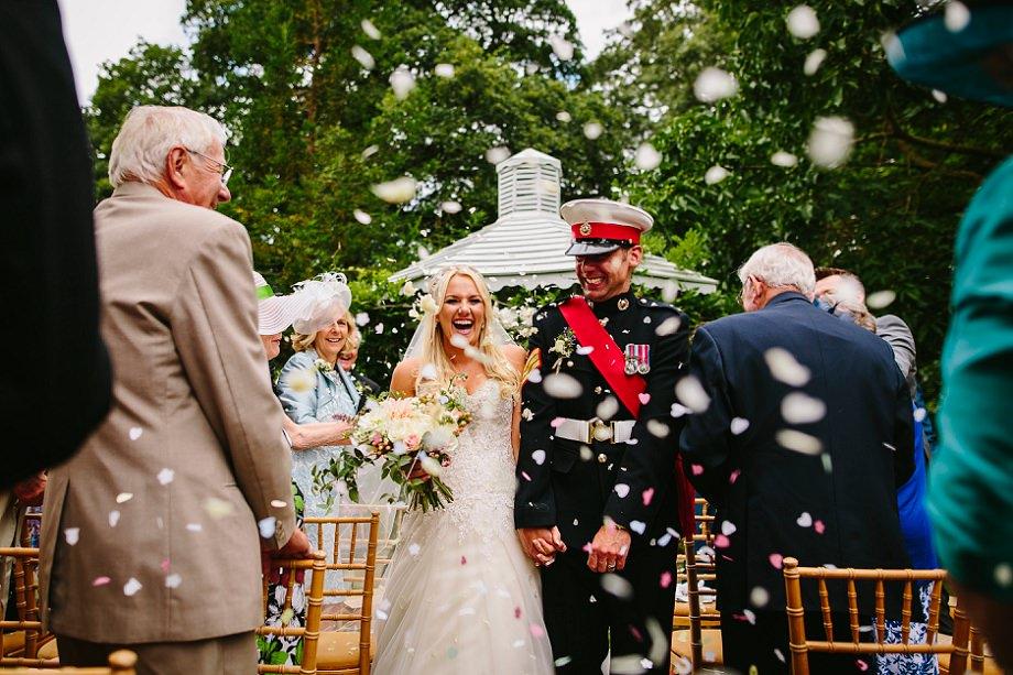 somerset wedding confetti