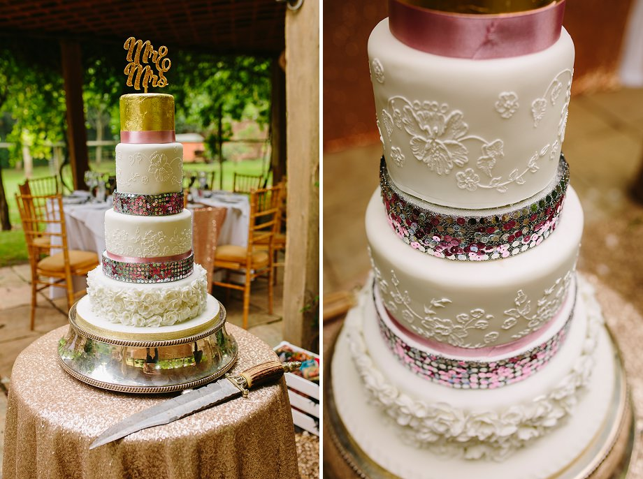 wedding cakes in somerset