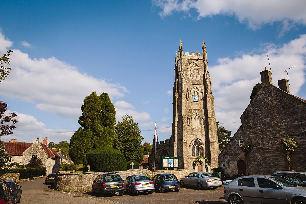 kilmersdon church