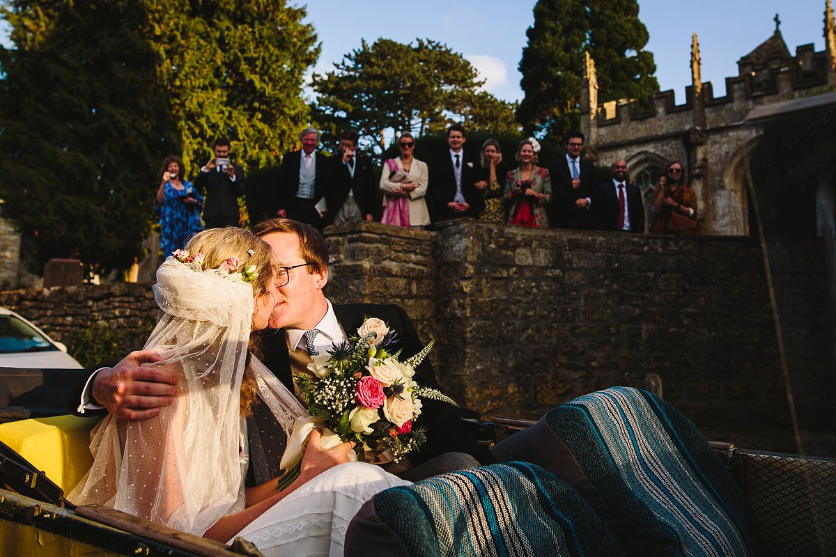 documentary wedding photographer in kilmersdon
