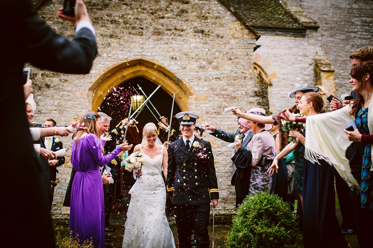 dorset church wedding