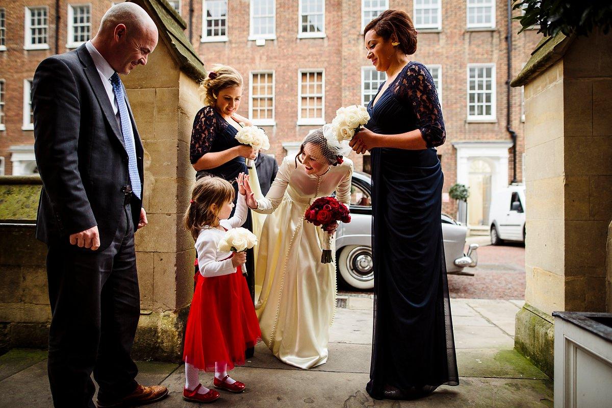 St Etheldredas church farringdon wedding photography
