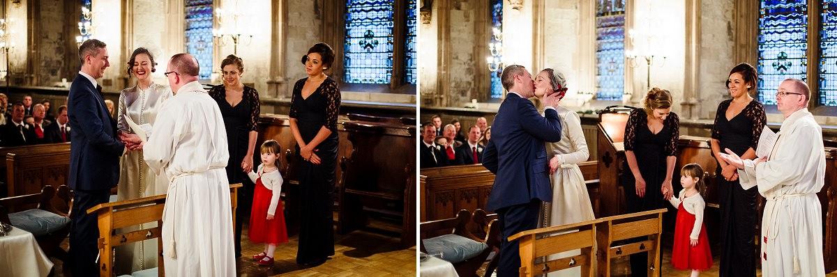 wedding photographer in farringdon