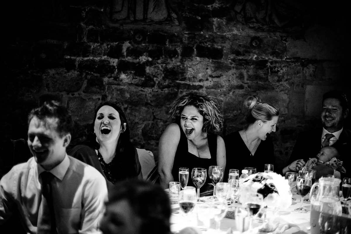 wedding reception at the crypt farringdon