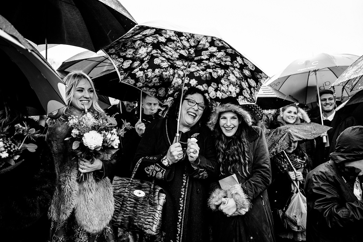 winter weddings in glastonbury