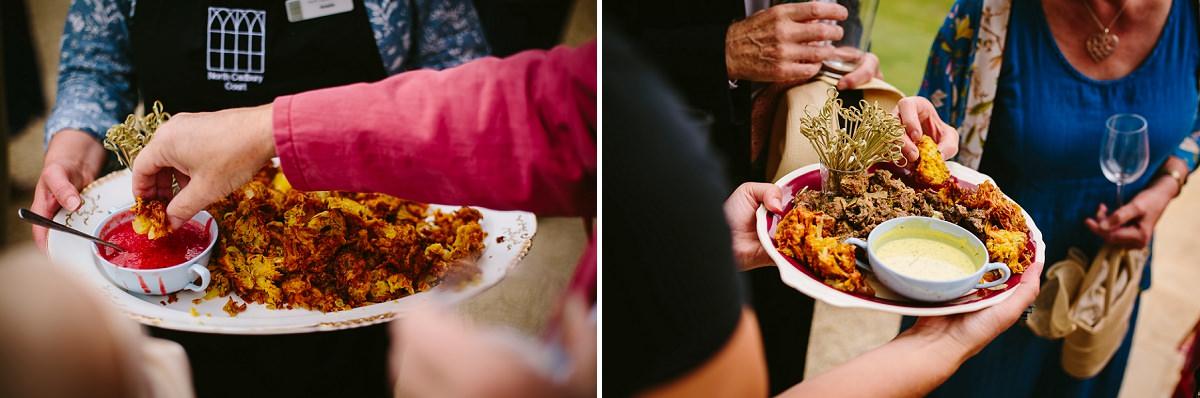 indian wedding food
