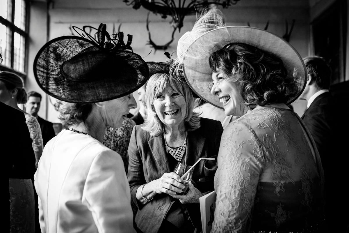 wedding photojournalism at brympton house
