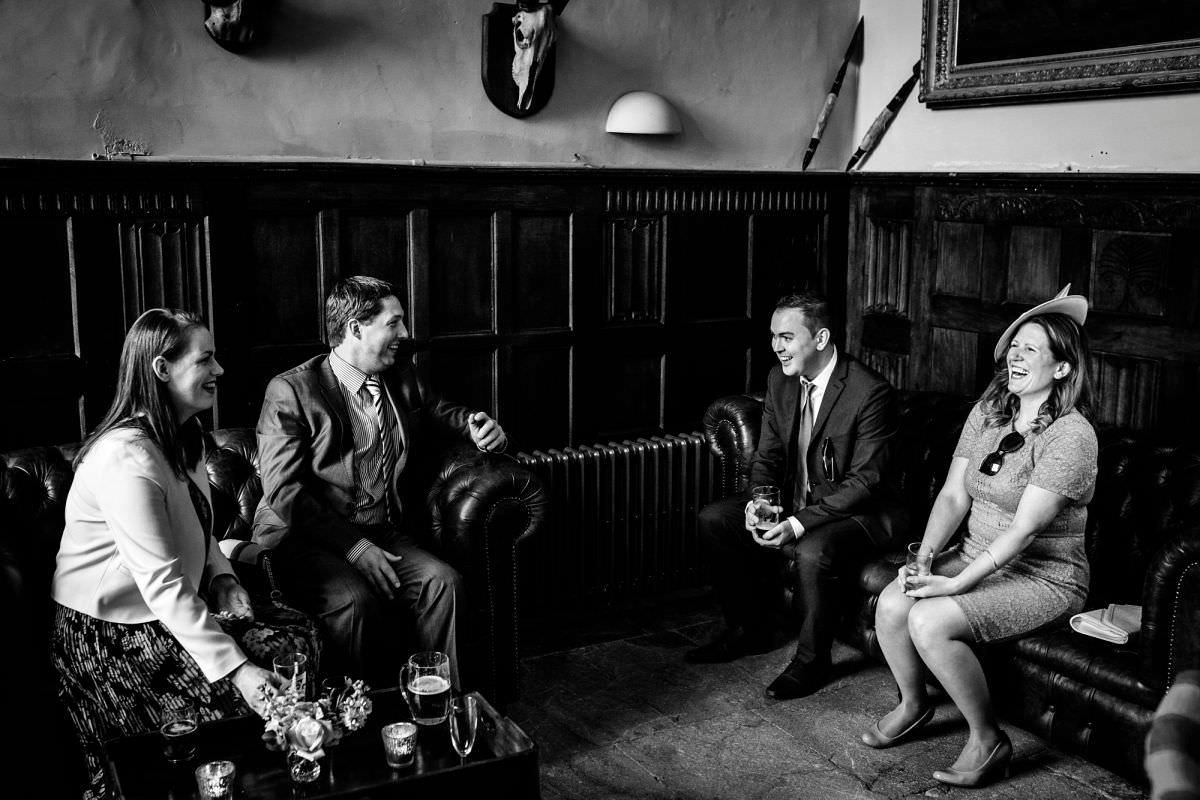 wedding photojournalism at brympton house
