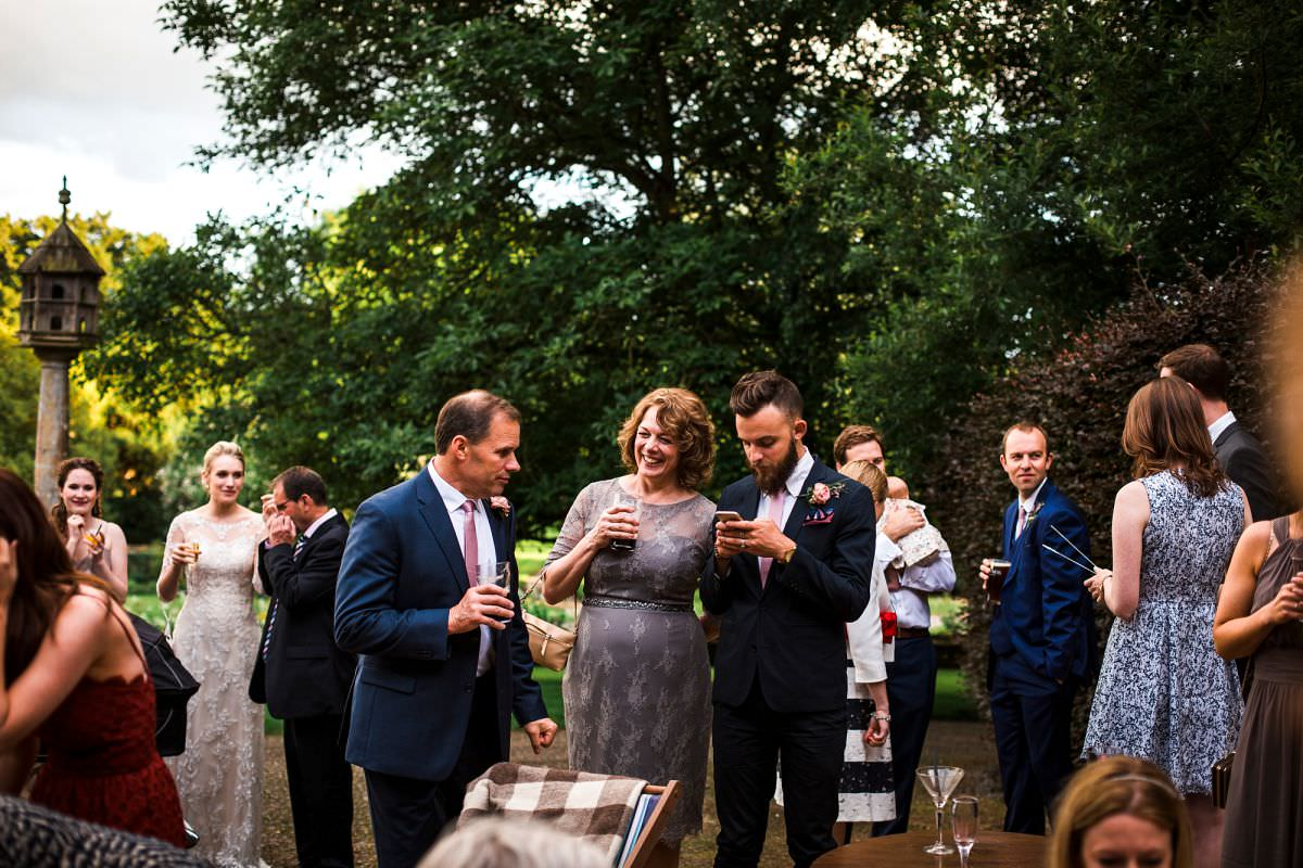 brympton house wedding reception photos