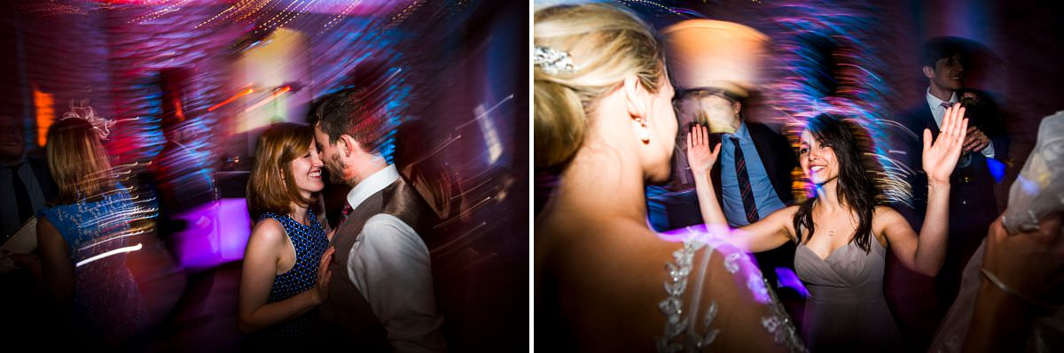 wedding party photography in somerset