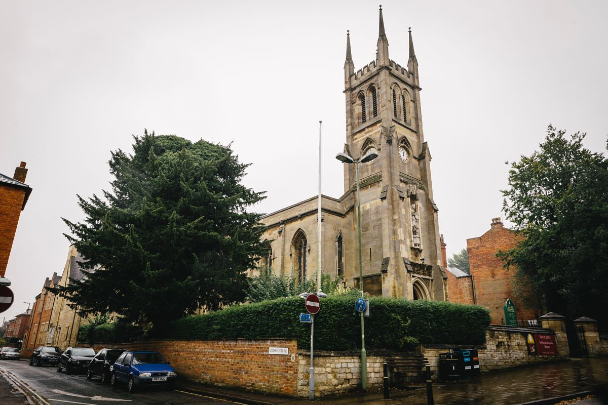 st johns church banbury wedding