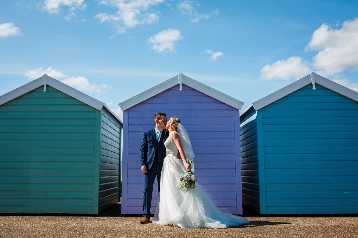 weston super mare wedding portraits