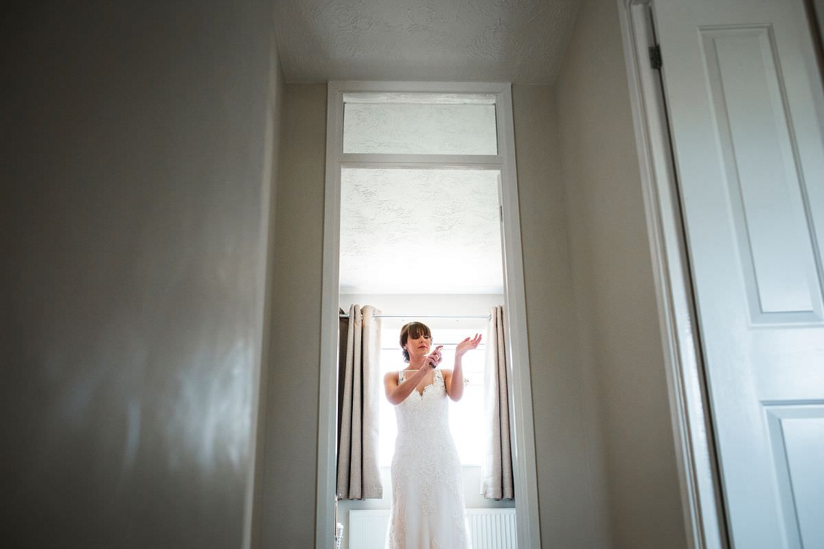 gants mill bridal prep
