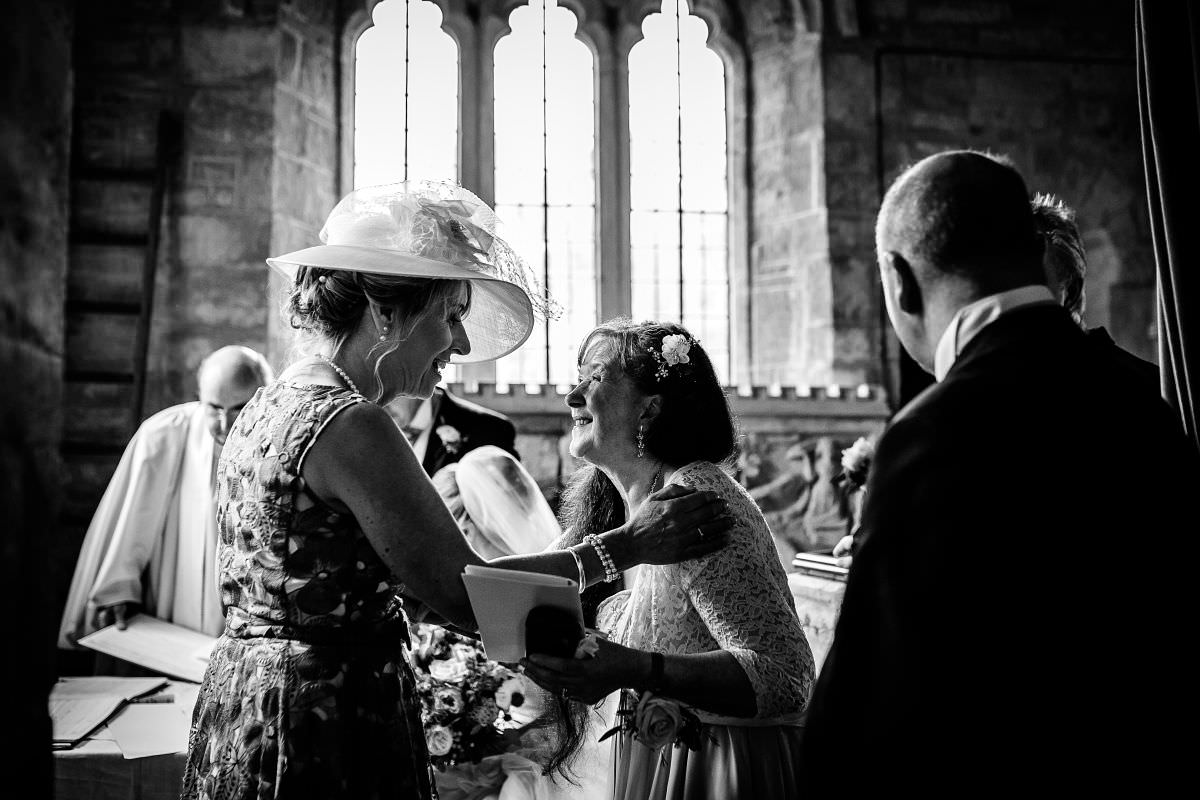 winter weddings at brympton house