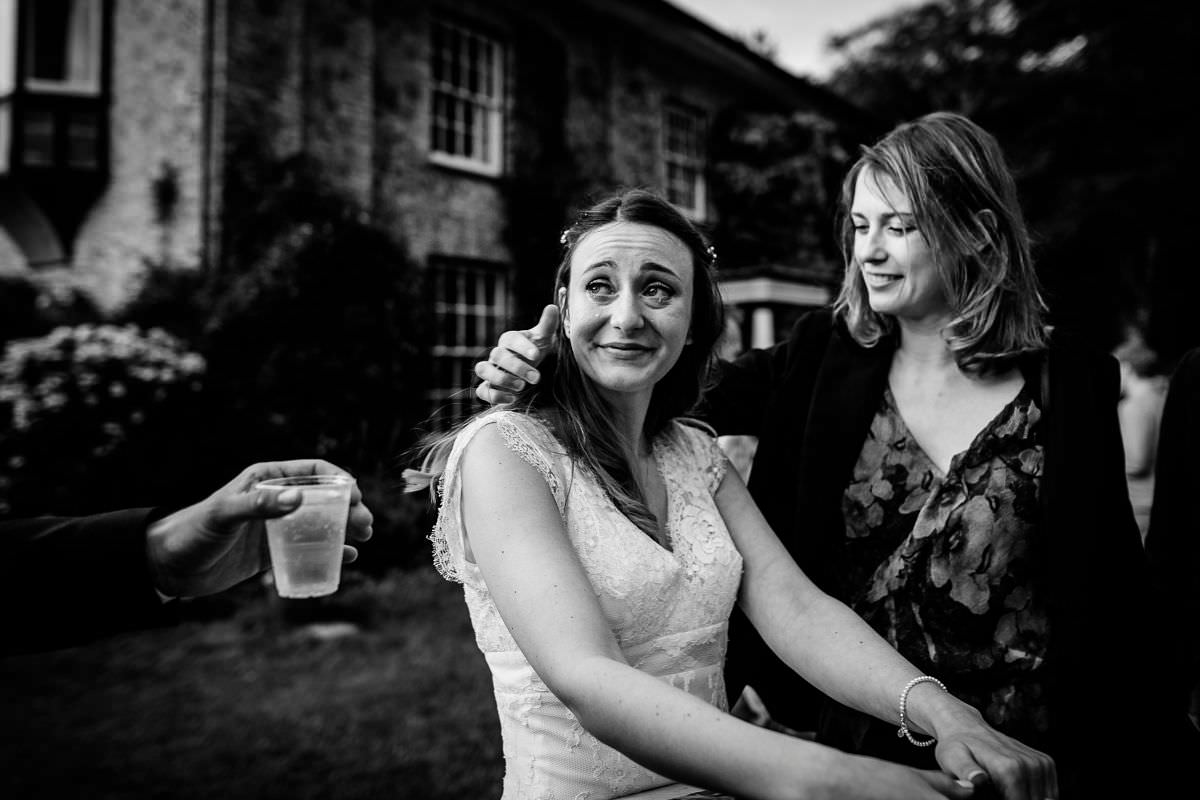 natural wedding photography devon