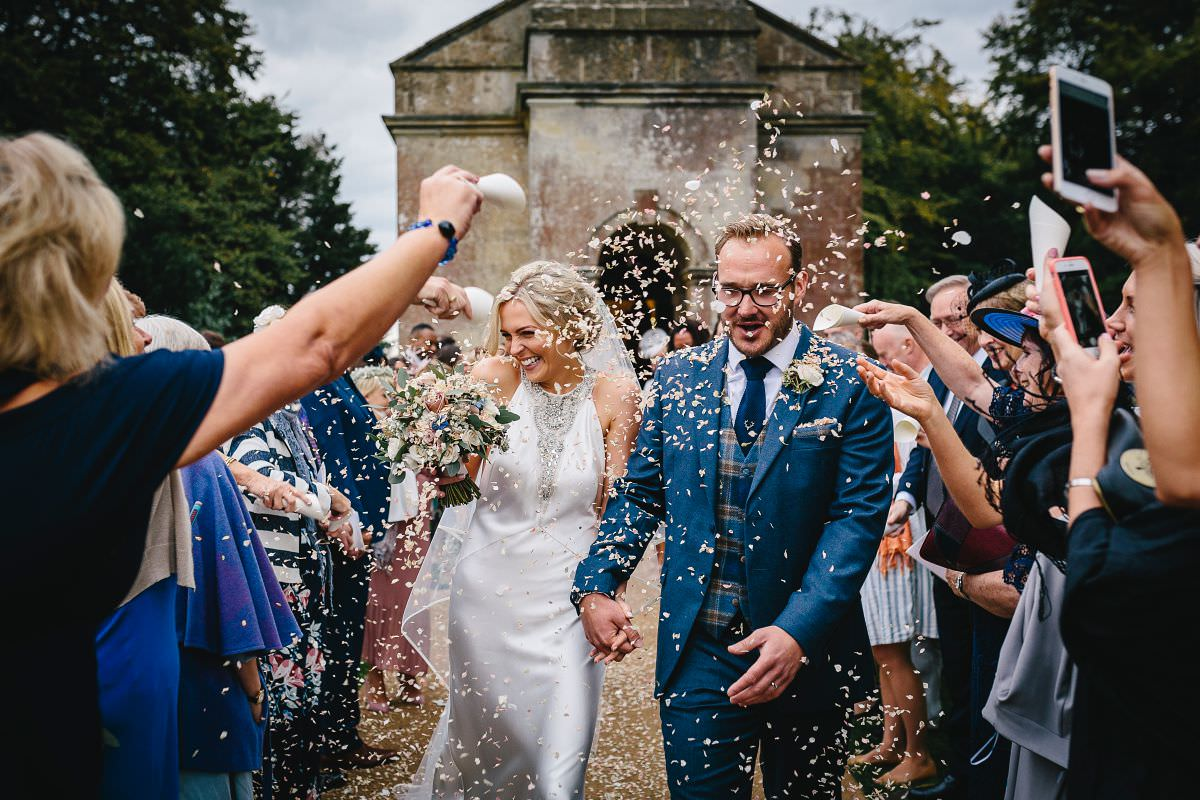 babington house confetti