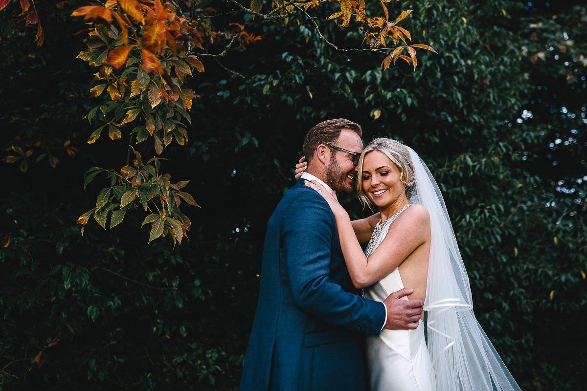 babington house wedding photos
