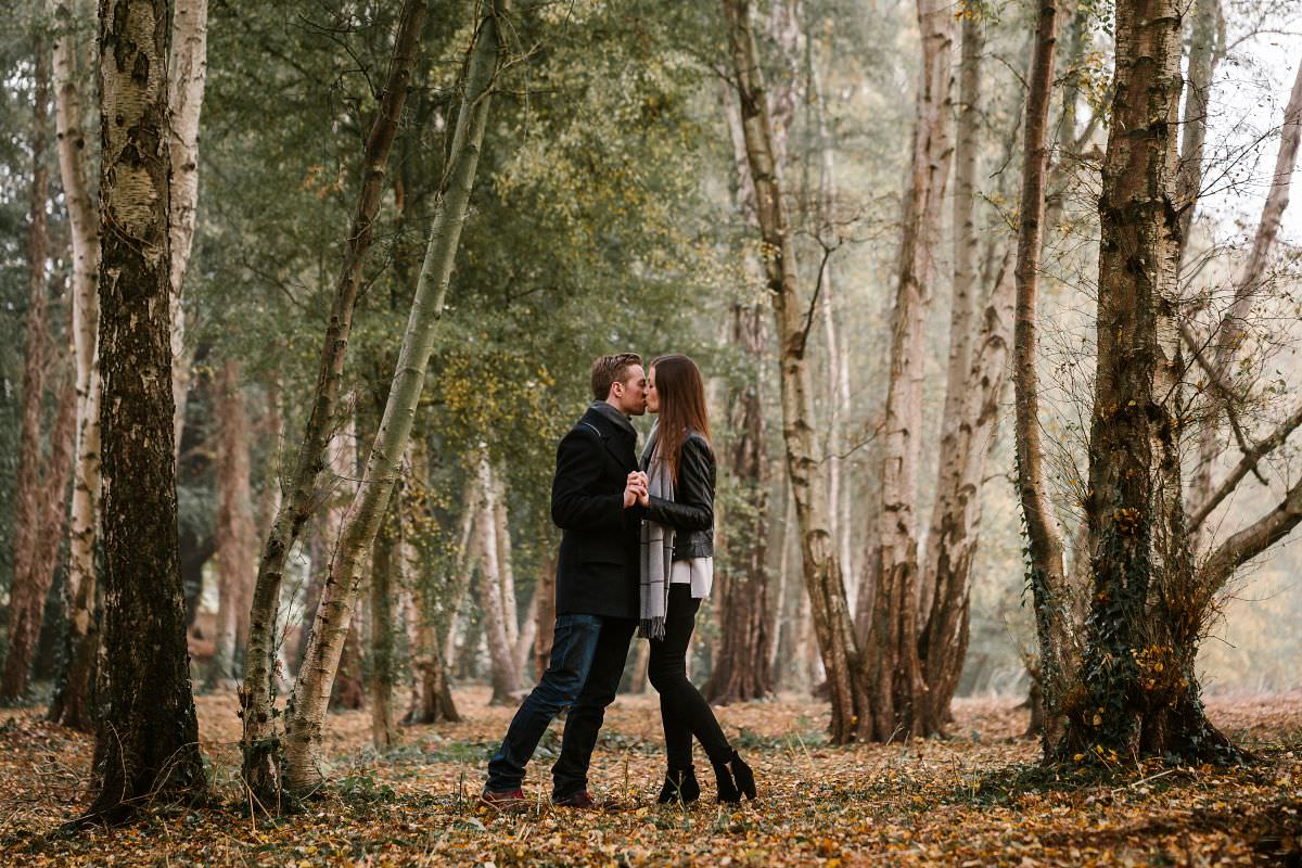 hampstead heath engagement photographer