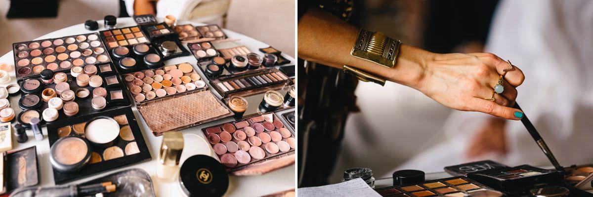 wedding make-up artists somerset