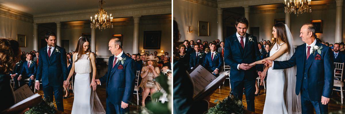 somerset wedding ceremony photos