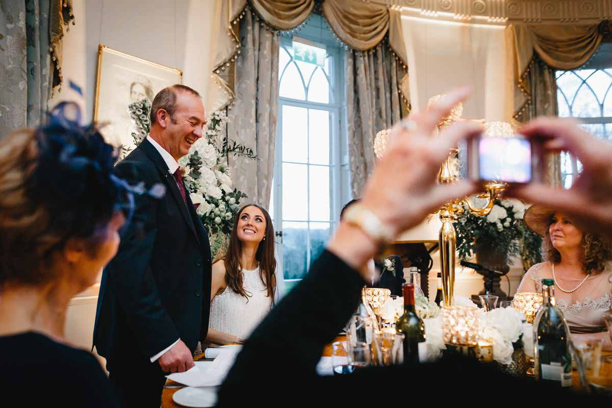 father of the bride speech north cadbury court