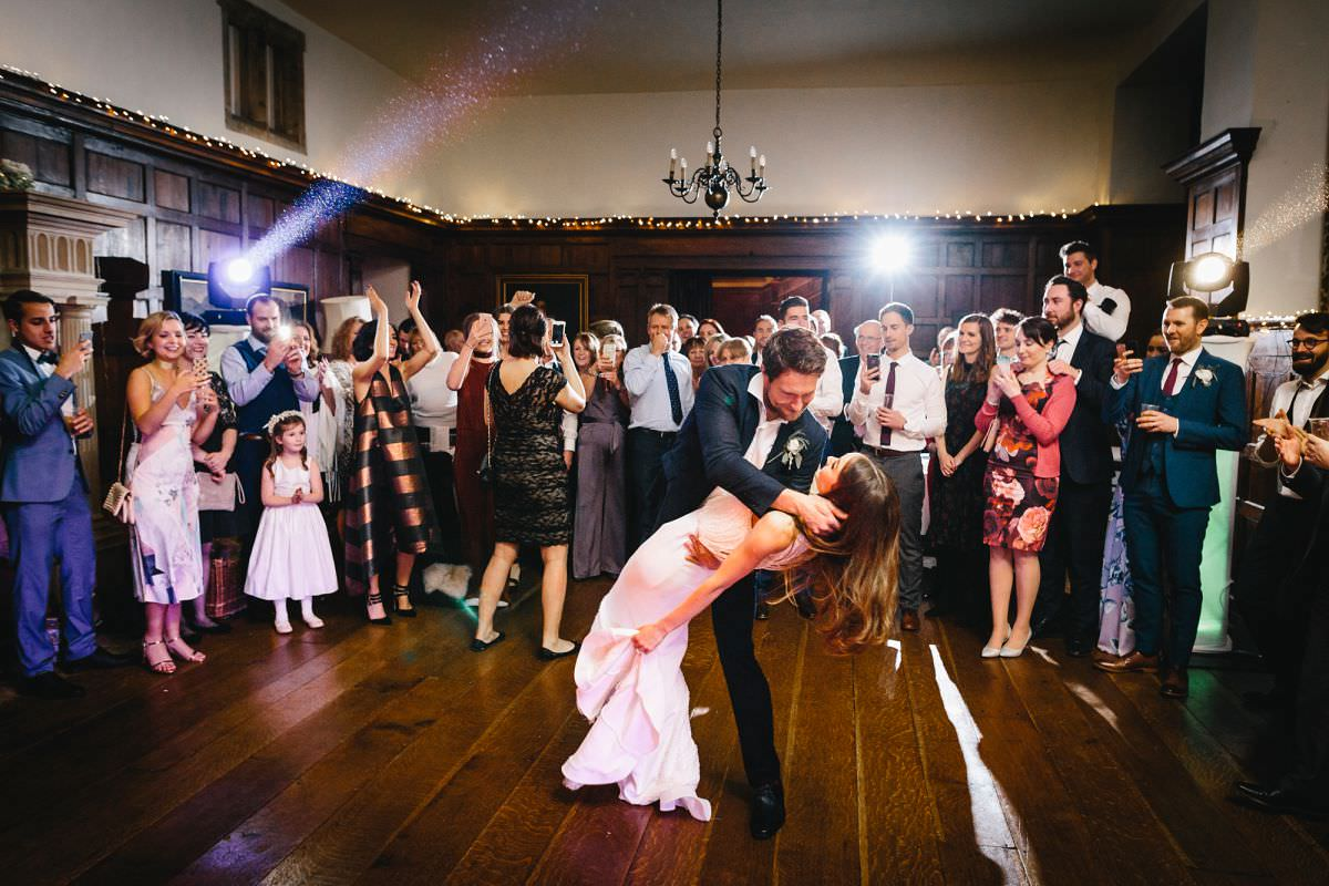 north cadbury court first dance
