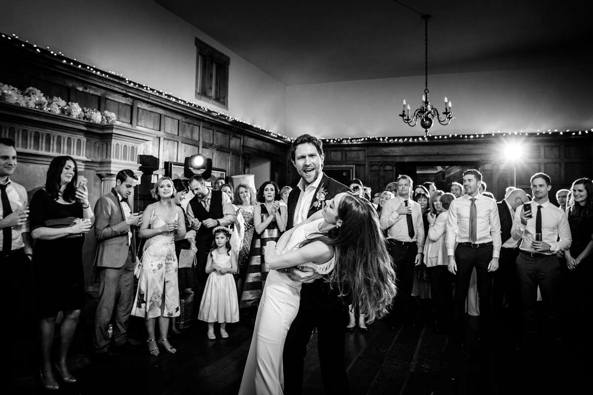 first dance at north cadbury court