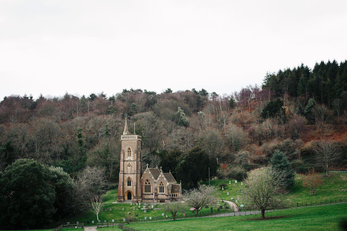 st audries park church