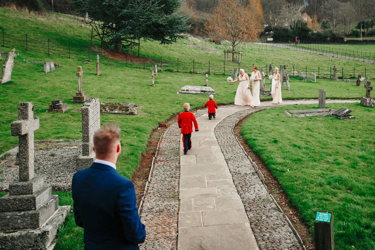 st audries park church wedding photographer