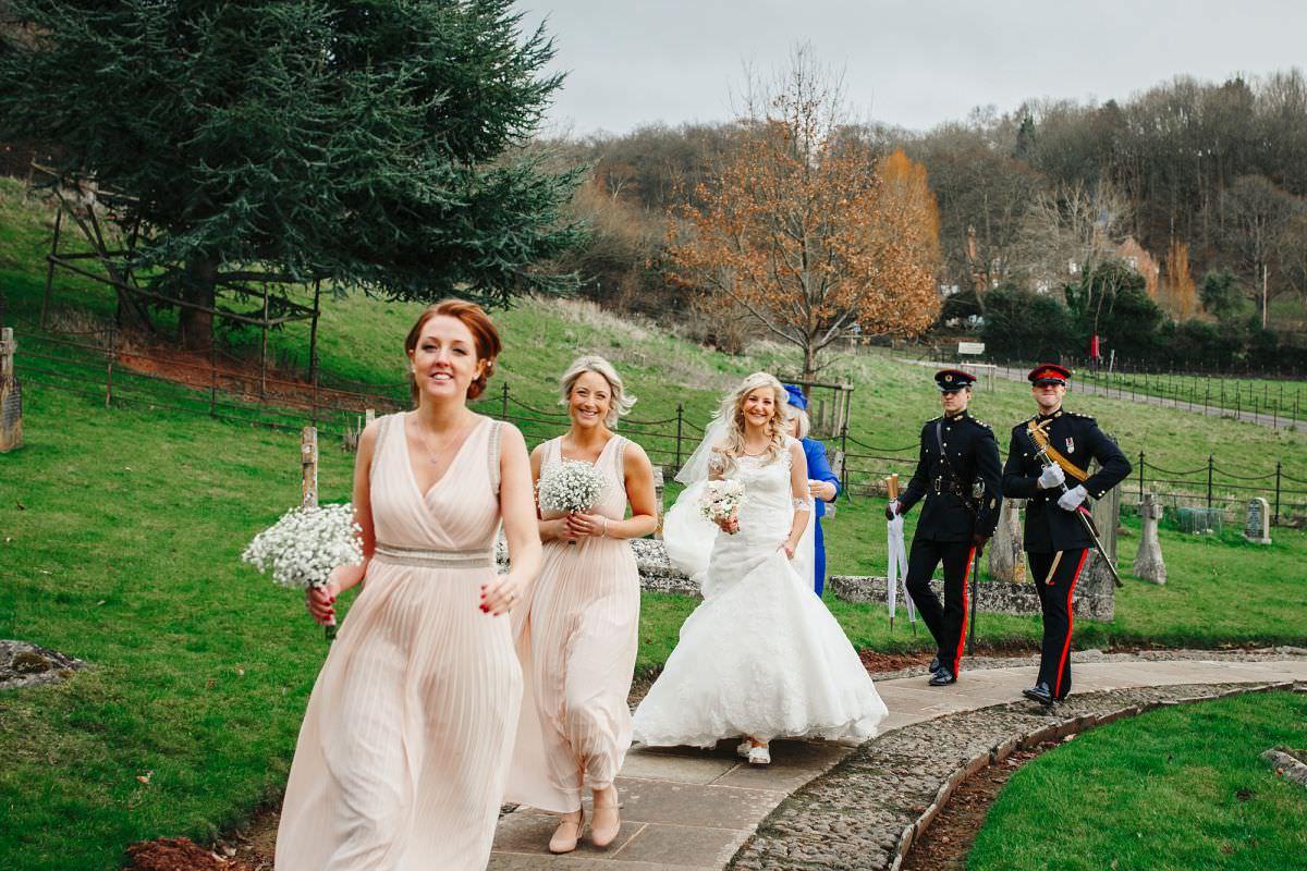 st audries park church wedding photographer