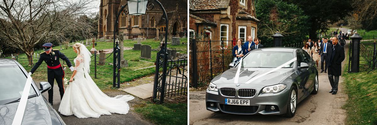 relaxed wedding photography somerset