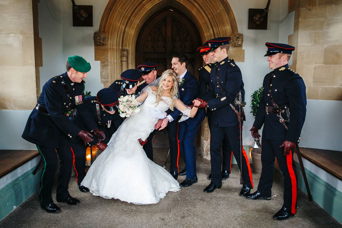 st audries park wedding photographer
