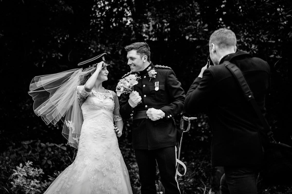 st audries park wedding photographer