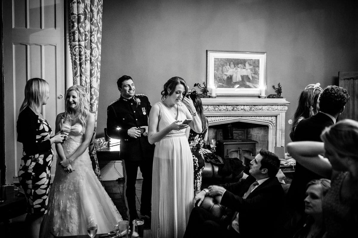 st audries wedding reception