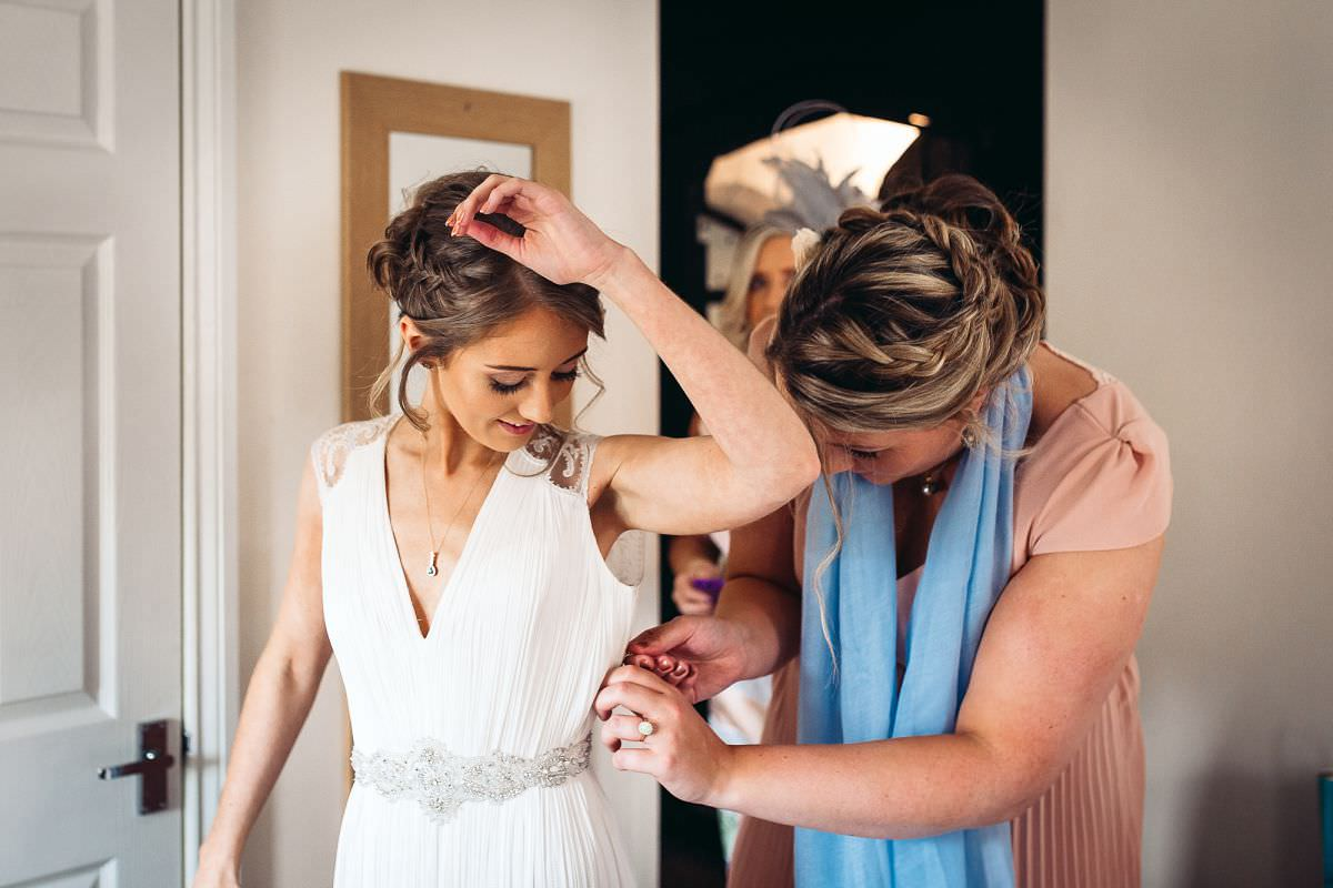 bristol bridal prep photography