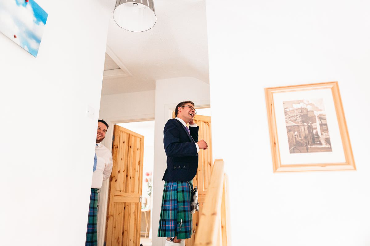 groom prep photography in bristol