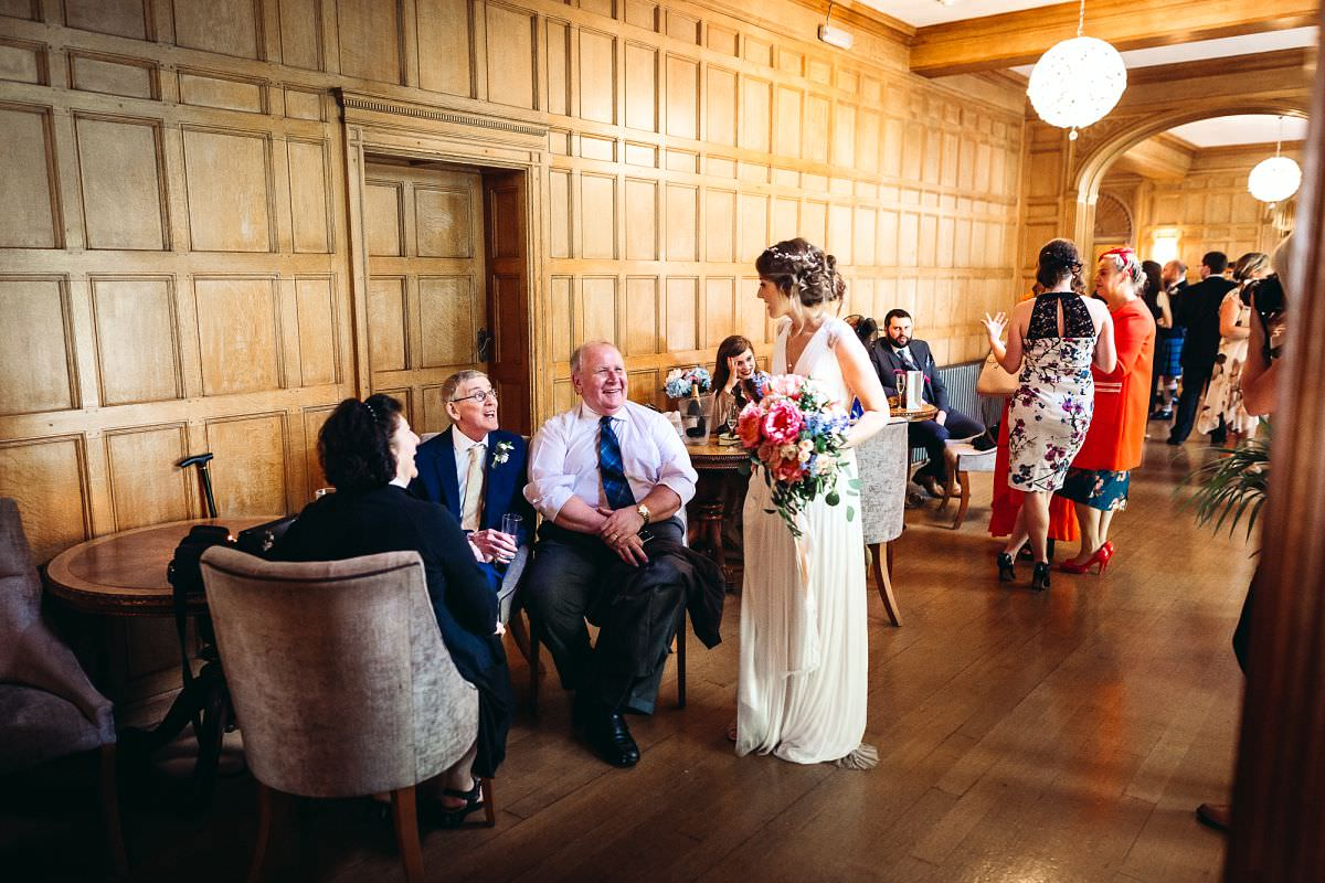 coombe lodge wedding reception