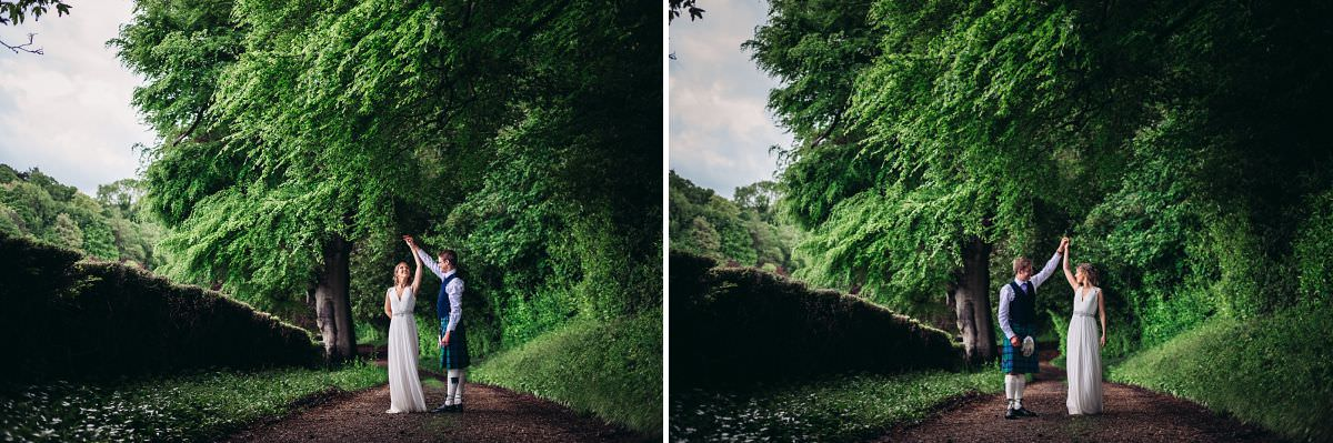 blagdon somerset wedding