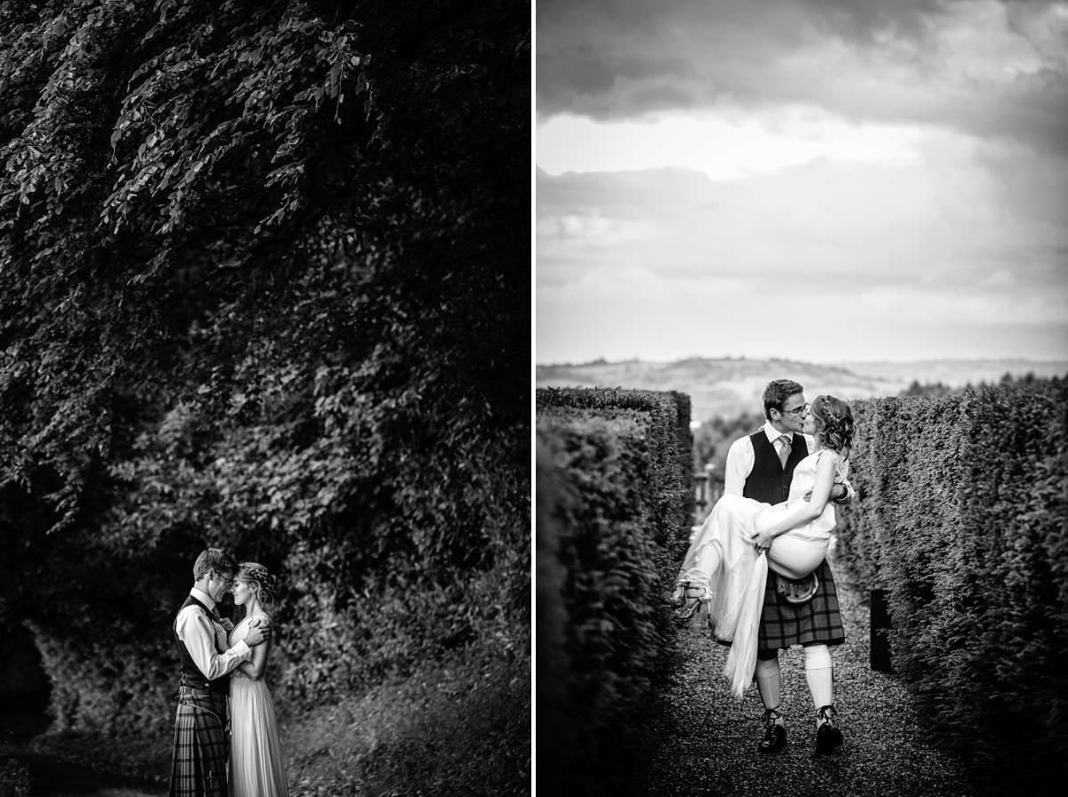coombe lodge wedding portraits