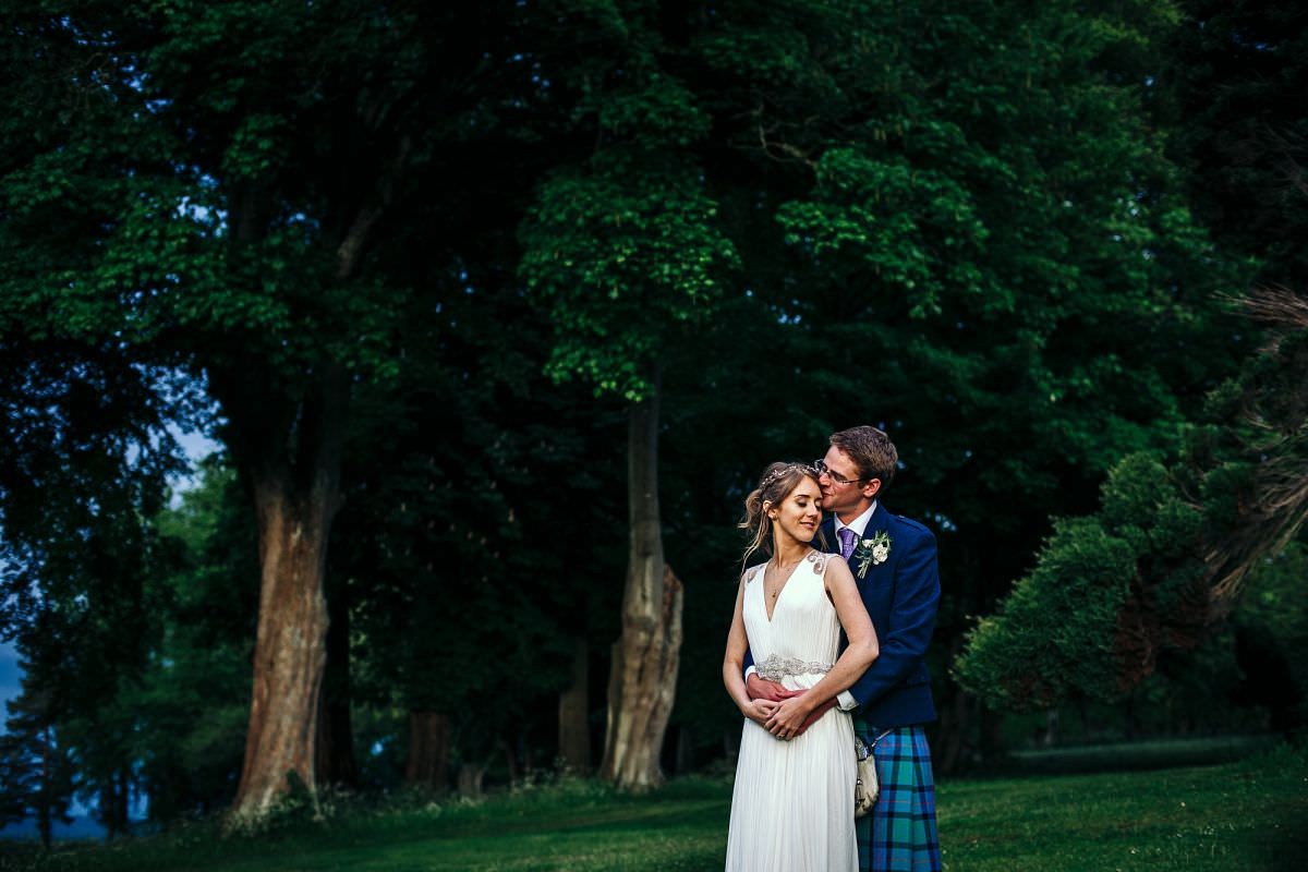 blagdon wedding portraits