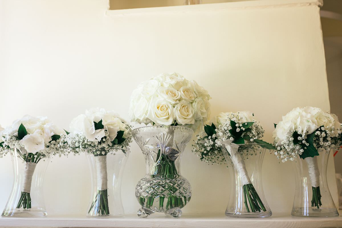 wedding florist in somerset
