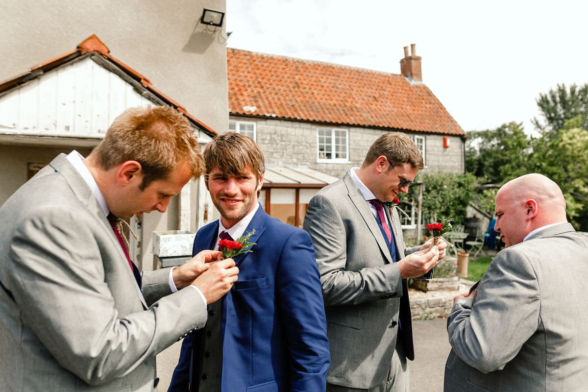 somerset groomsmen photography