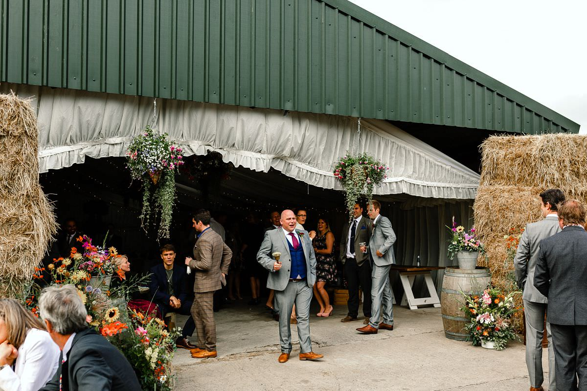 barn weddings in somerset