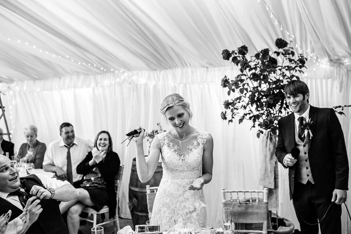 barn wedding in somerset