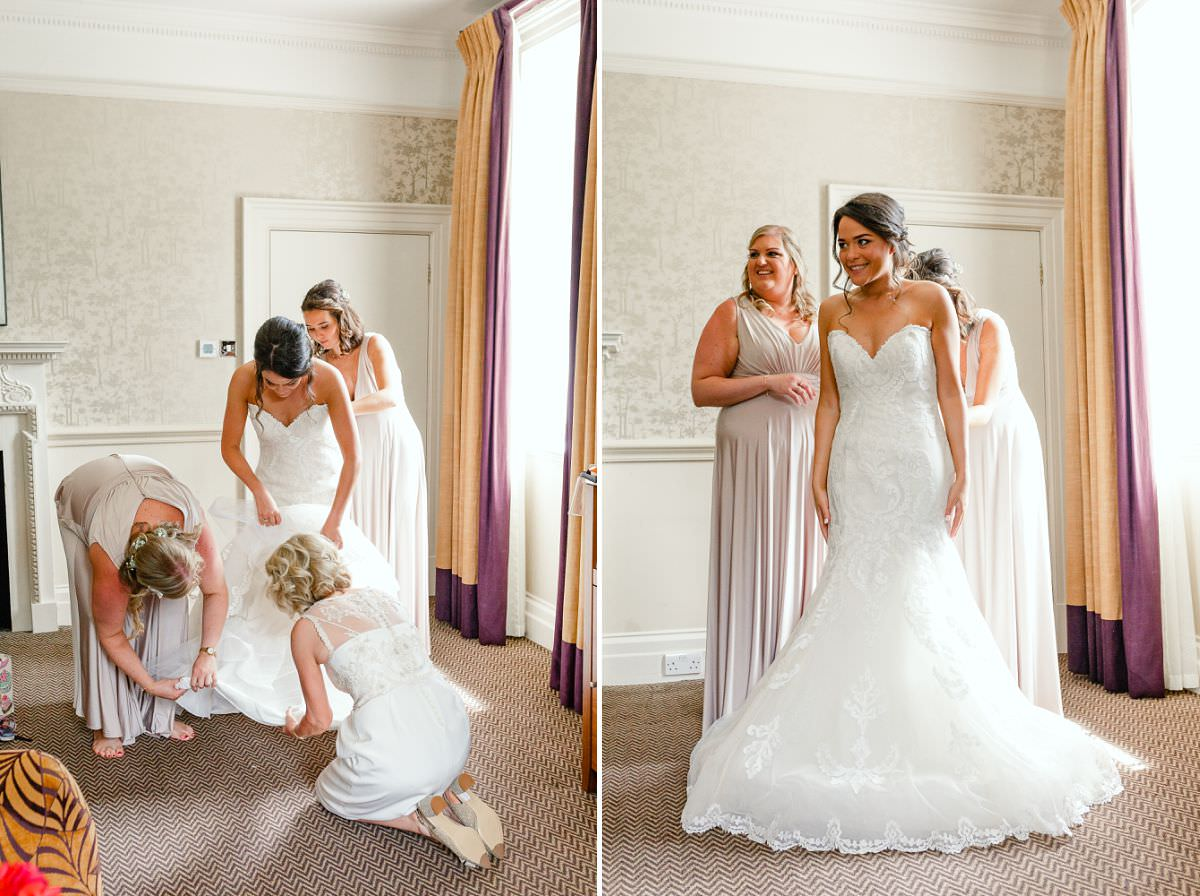 norton park hotel wedding