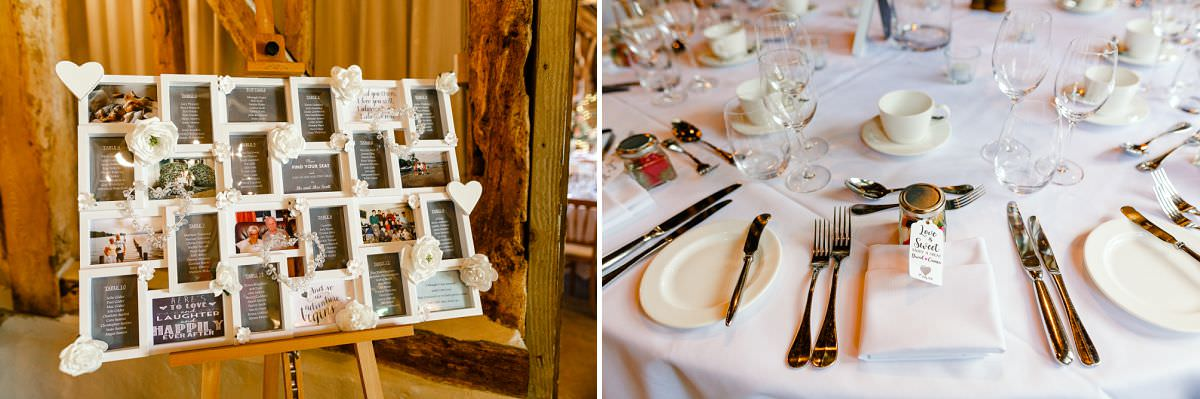 wedding photography at the clock barn