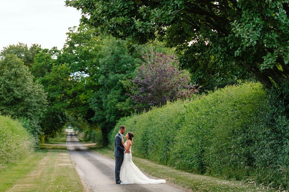 wedding photography at the clock barn