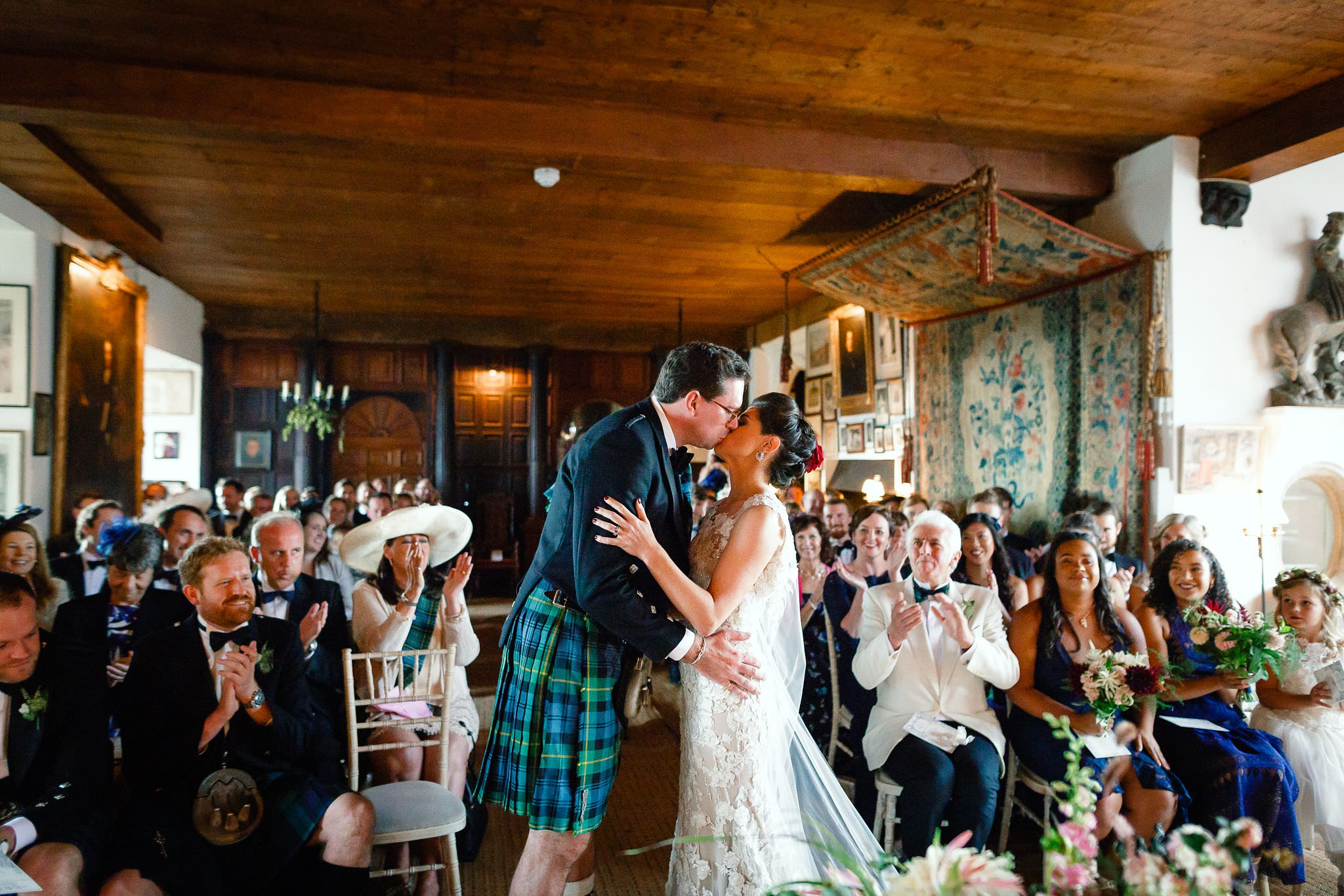 natural wedding photography in gloucester